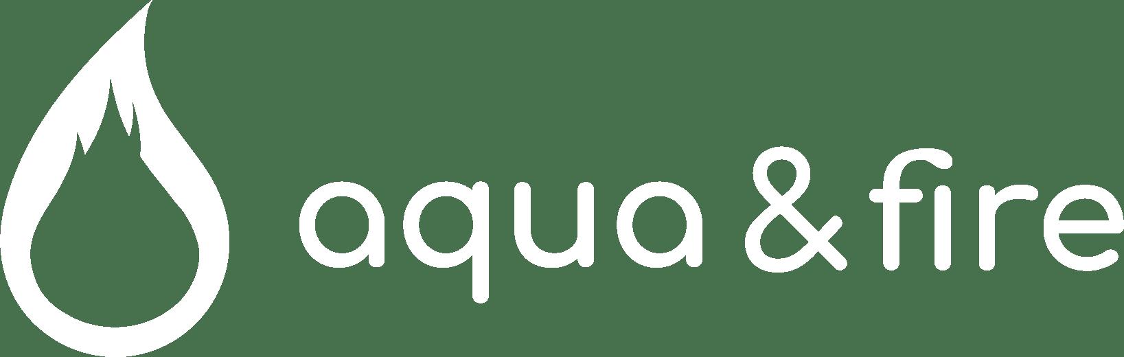 Aqua and Fire